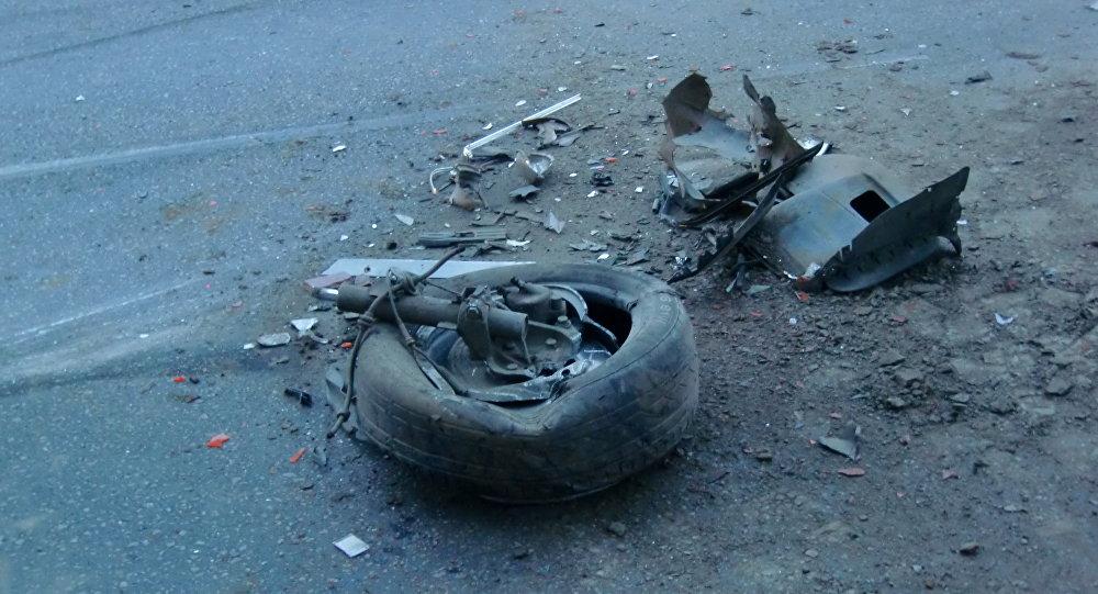 Quase 40 veículos se envolveram no acidente