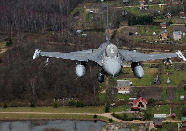 Avião militar português participa da missão de vigilância aérea da OTAN no espaço aéreo lituano (foto de arquivo)