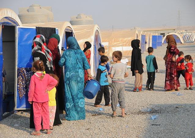 Desde o início da ofensiva para retomar Mossul, mais de 86 mil pessoas deixaram a cidade