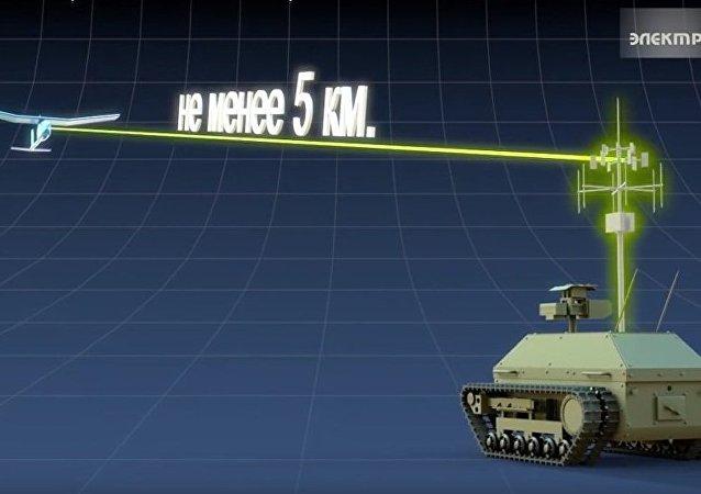 Radar inovador russo capaz de detectar drones furtivos
