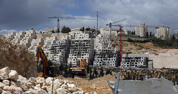 Construções israelenses em Jerusalém Oriental