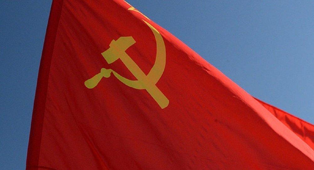 Foice e martelo, símbolo comunista da URSS