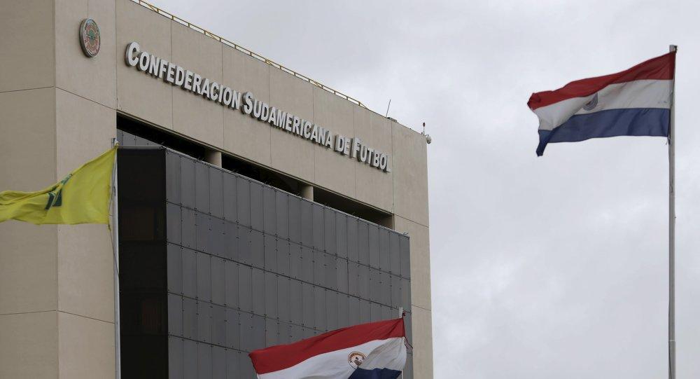 Sede da Confederação Sul-Americana de Futebol (CONMEBOL)