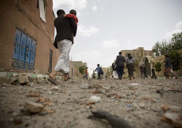 Situação no Iêmen