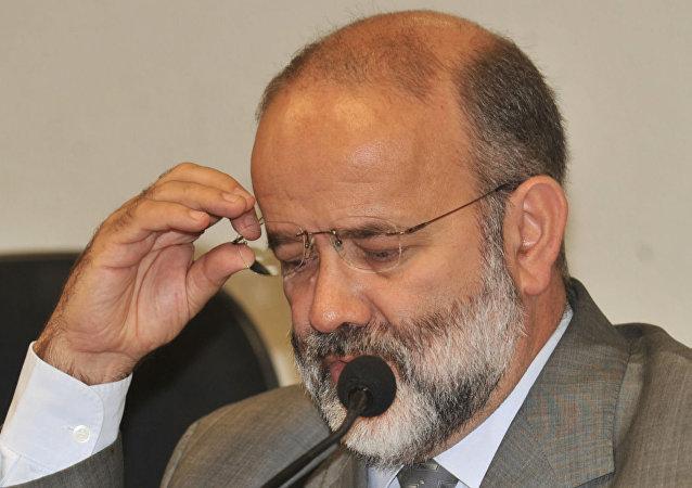 João Vaccari Neto, tesoureiro do PT.