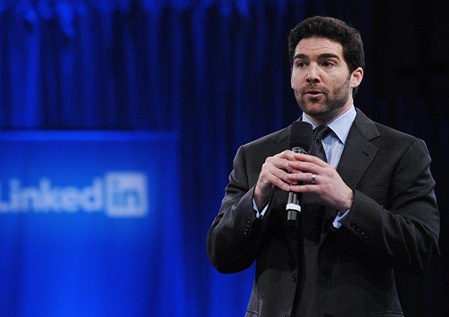 Jeff Weiner, CEO do LinkedIn