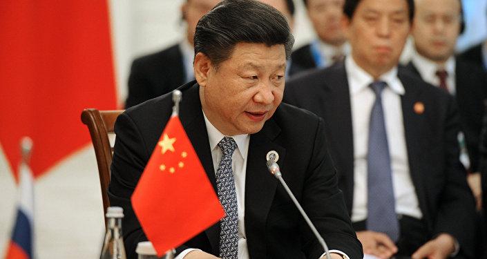 Xi Jingping no Uzbequistão
