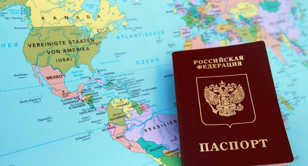 Passporte russo