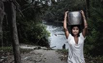 Território dos indígenas Yuhupdeh, na Amazônia, filmado no âmbito do proejto Até a Próxima Primavera