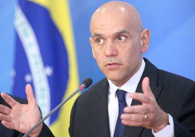 Secretário de Previdência Social do Ministério da Fazenda, Marcelo Caetano