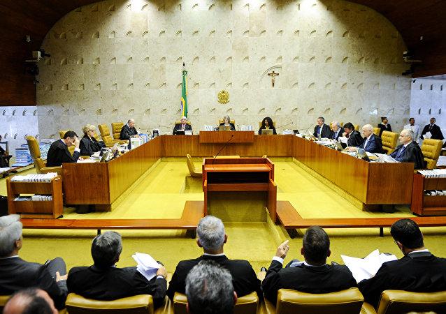STF julga liminar que afastou Renan Calheiros do cargo de presidente do Senado Federal