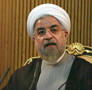 Hassan Rouhani, presidente do Irã