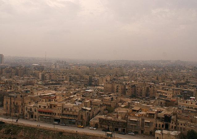 Saída de Aleppo