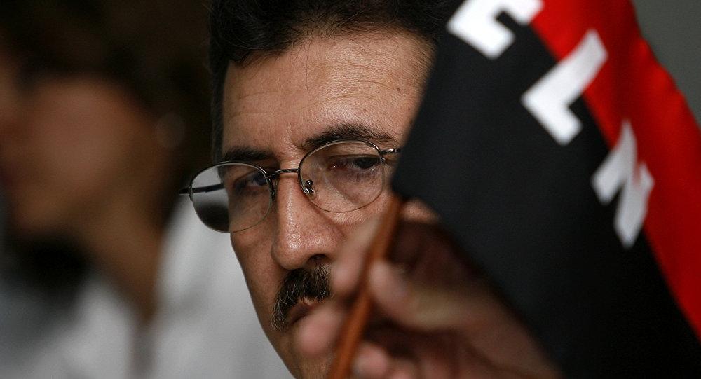 Eliécer Herlington Chamorro, alias 'Antonio García', líder del ELN