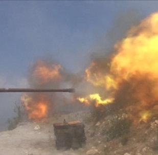 Combates em Idlib, Síria