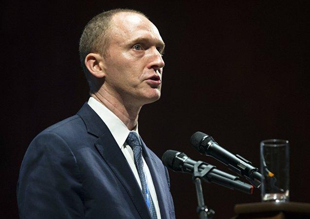 Conselheiro de Trump discursa em Moscou
