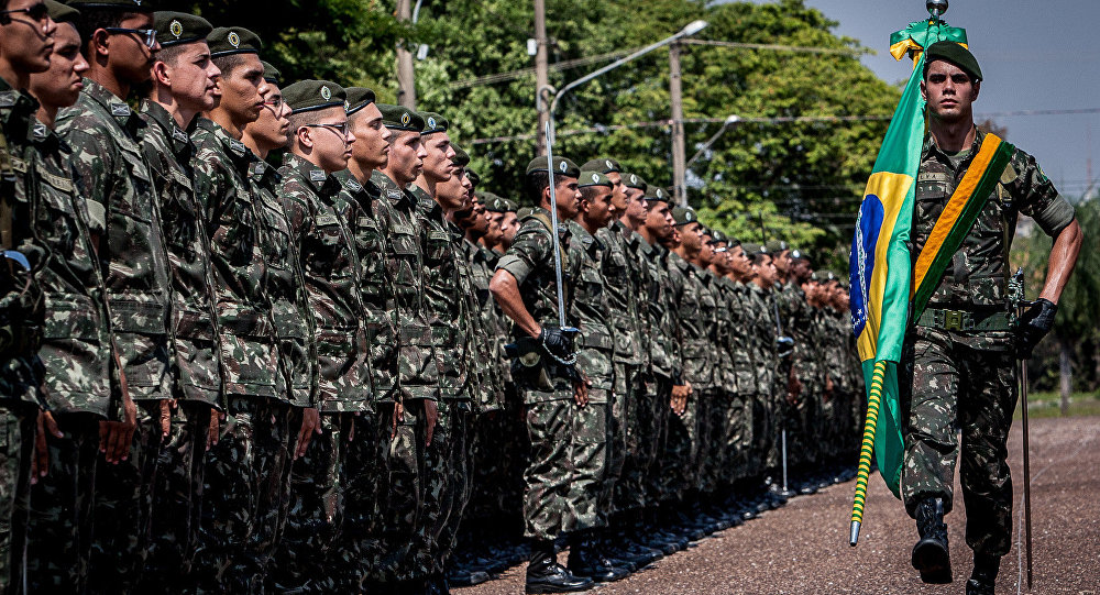 Exército volta ao poder