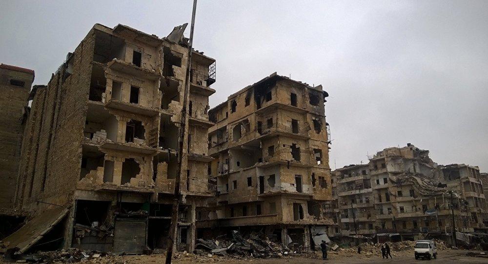 Situação em Aleppo