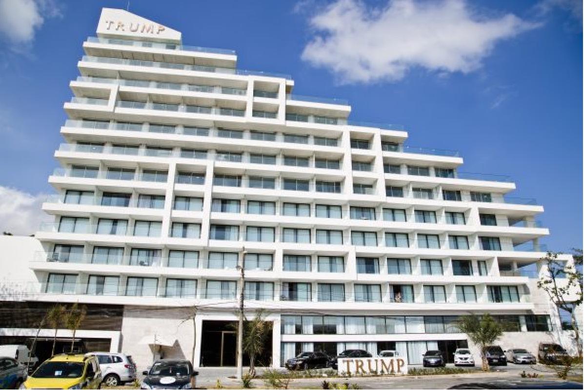 Trump Hotel na Barra da Tijuca, Rio de Janeiro