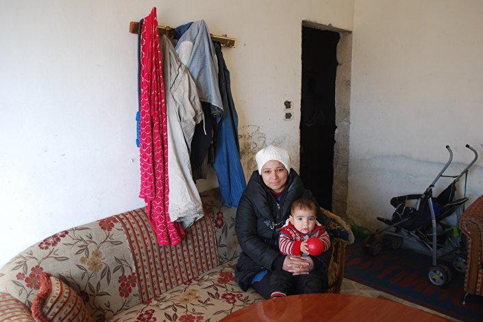 Bushara as-Said Taha, 35 anos, residente em Aleppo, dezembro 2016
