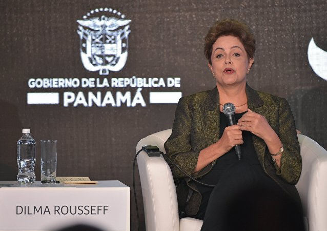 Dilma Rousseff, Panamá, 10 de abril de 2015