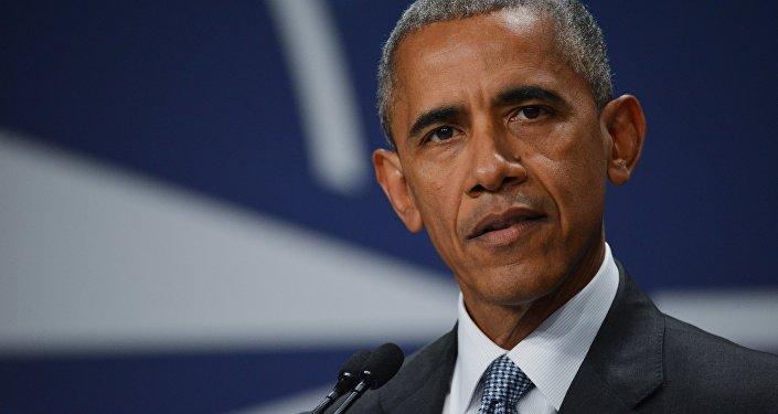 Barack Obama fala na cúpula da OTAN em Varsóvia