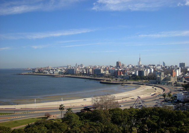 Montevideo, capital do Uruguai