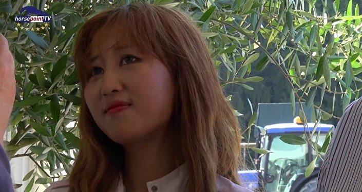 Chung Yoo-ra, procurada pela Justiça da Coreia do Sul