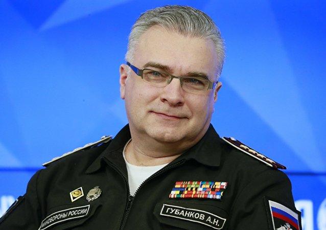 Anton Gubankov, diretor do Departamento da Cultura do Ministério da Defesa russo, também estava a bordo do Tu-154.