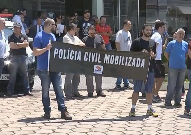 Polícia Civil decide não parar no réveillon