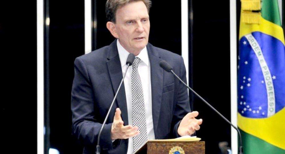 Crivella diz que seu governo será de austeridade