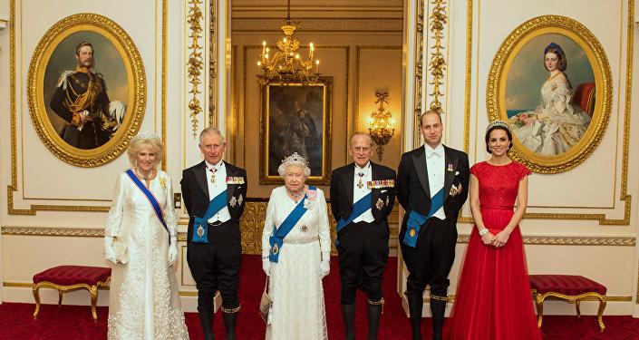 Família real britânica