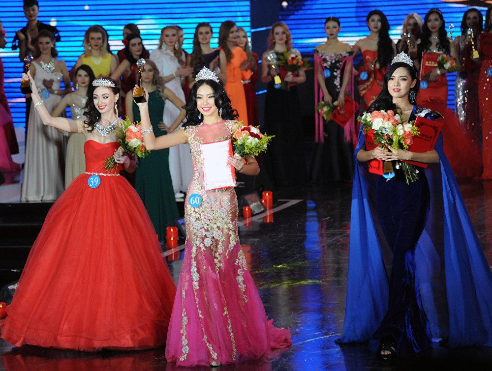 Concurso internacional de beleza Snow Queen