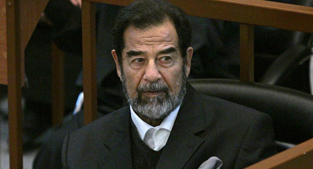 Quando sentença de morte foi dada ao ex-presidente do Iraque, Saddam Hussein