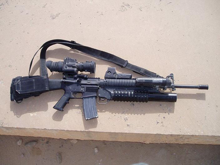 Fuzil M16