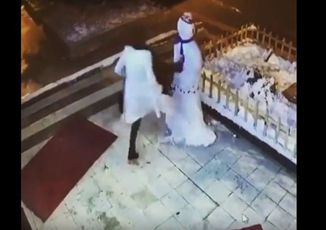 Assim é a vingança de boneco de neve