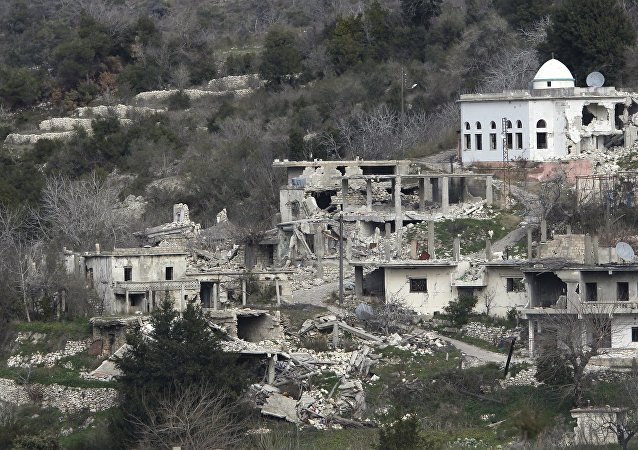 Província síria de Latakia (arquivo)