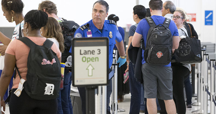Segurança do Aeroporto Internacional de Fort Lauderdale-Hollywood