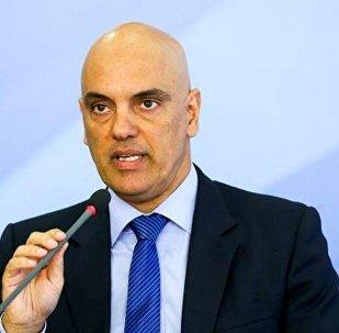 Ministro da Justiça e Cidadania, Alexandre de Moraes, apresenta detalhes do Plano Nacional de Segurança