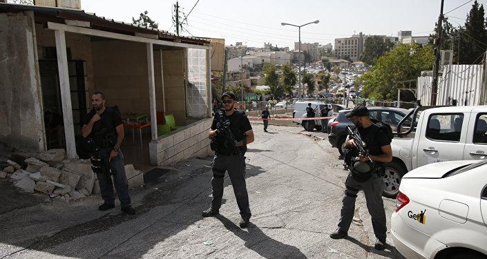 Forças de segurança de Israel (foto de arquivo)