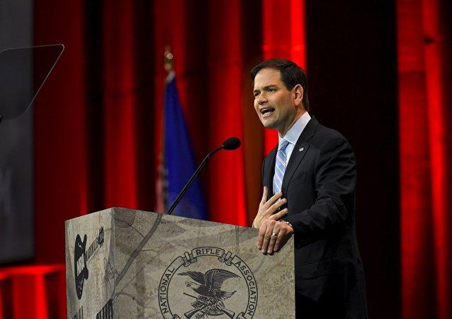 Marco Rubio, senador dos EUA