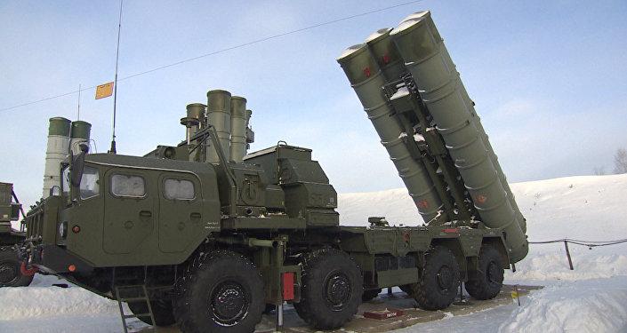 S-400 em Moscou