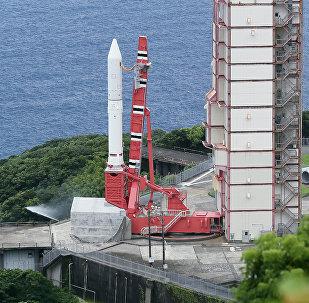 Lançamento do foguete Epsilon (arquivo)