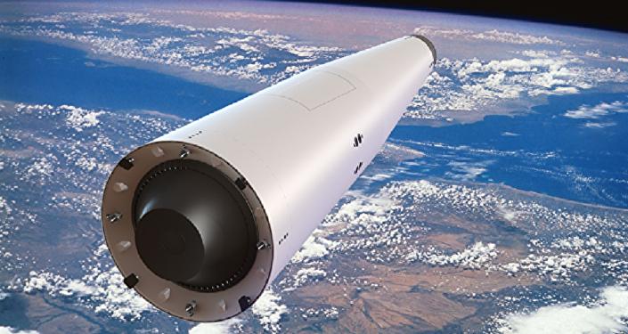 Projeto do foguete portador reutilizável Korona da produção russa