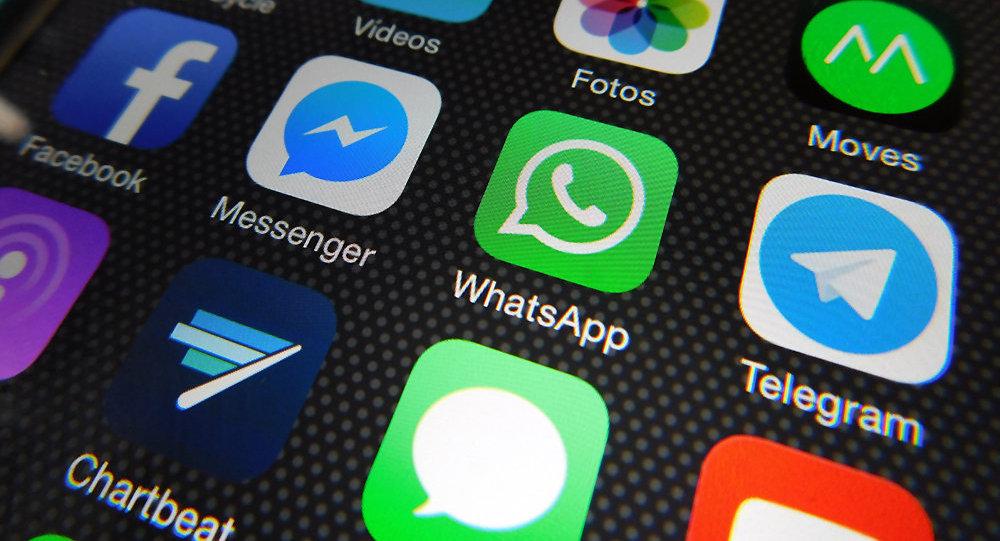 Aplicações da mídia social