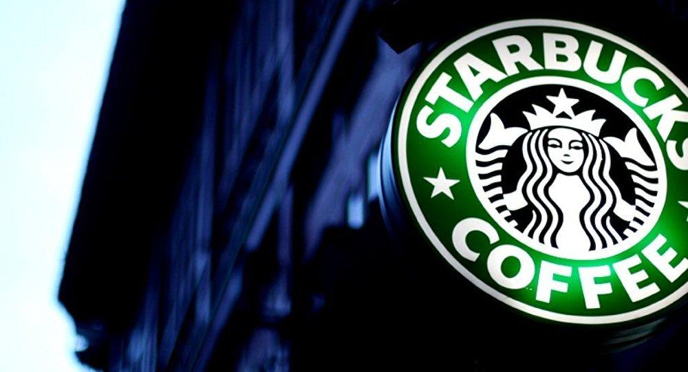 Starbucks – uma das maiores redes de cafetarias norte-americanas que tem cerca de 20 mil lojas por todo o mundo