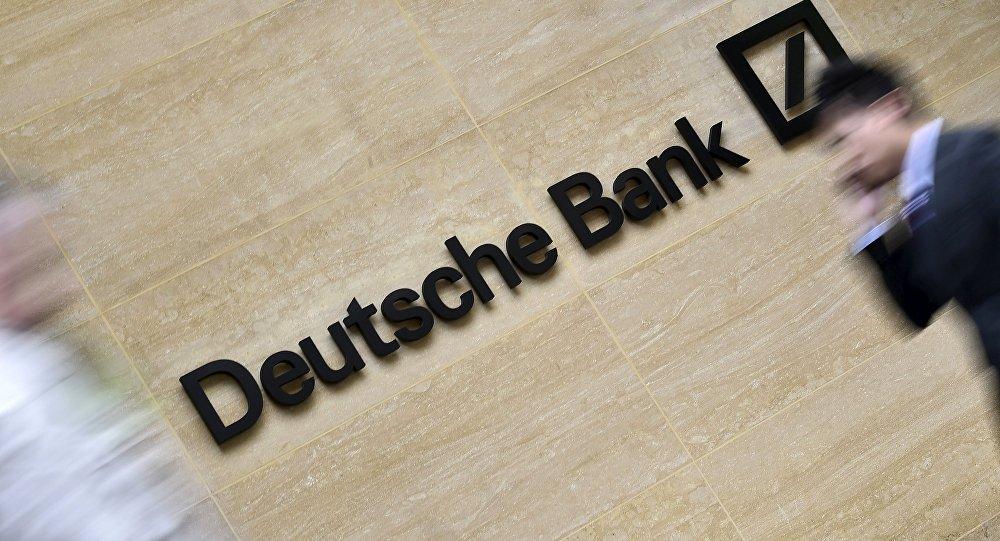 Sede do Deutsche Bank em Londres