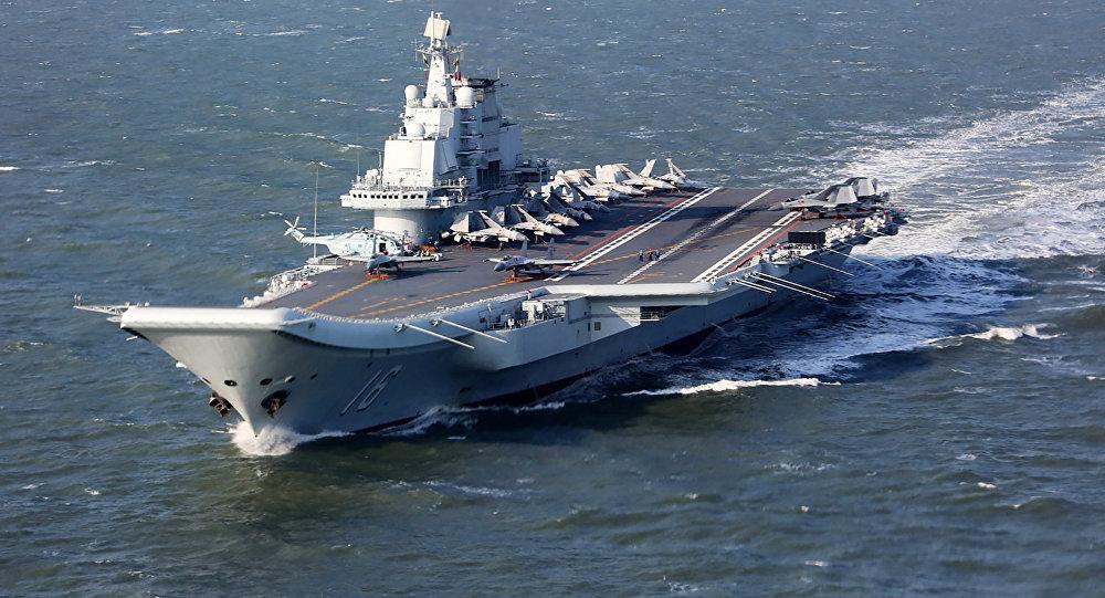 China deslocará porta-aviões modernizado Shandong para o Mar do Sul da China