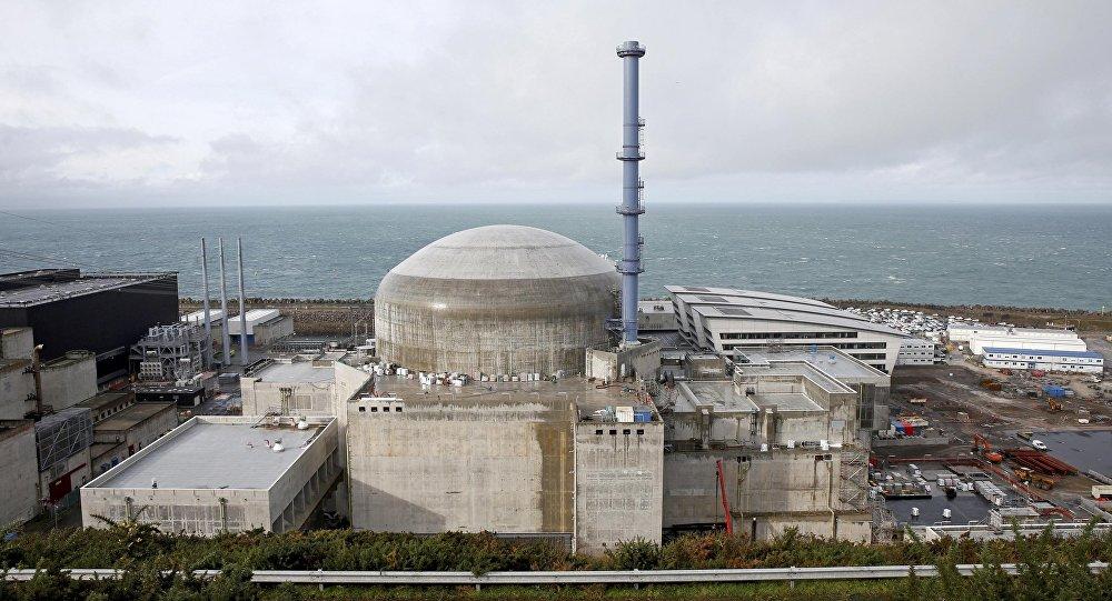 Usina nuclear de Flamanville, na região de Normandia, na França (foto do arquivo)