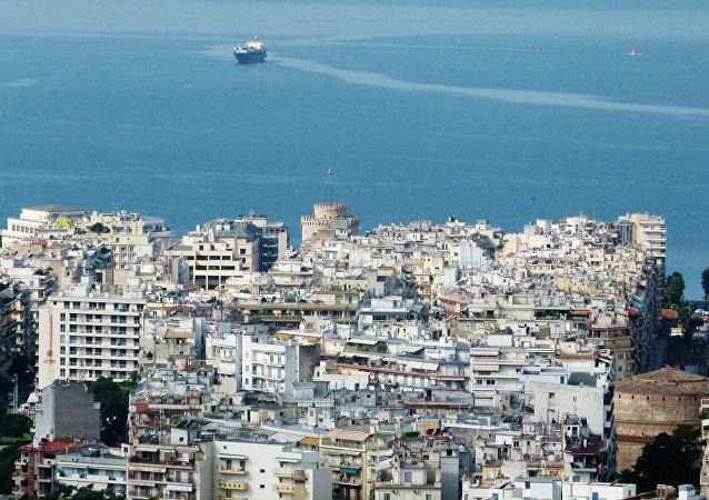 Tessalônica, Grécia